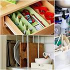 Полезные идеи хранения, с которыми у каждой вещи будет свое место