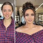 20 невест, которые хотели получить эффектный макияж на свадьбу, и на фото «после» их просто не узнать