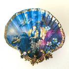 Художница превращает ракушки в произведения искусства, которые похожи на затонувшие сокровища
