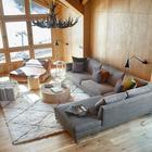 Современная квартира в горах Андорры