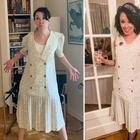 Дизайнер превращает одежду из секонд-хенда в невероятные наряды