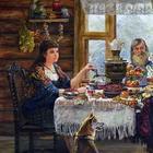 В чем пресловутое русское гостеприимство