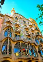 Творение Гауди: Дом Бальо в Барселоне