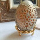 Прекрасные произведения искусства из яичной скорлупы