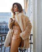 18 модных зимних луков для женщин 40-50 лет, чтобы сделать образ теплым и комфортным