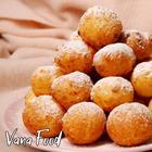 Творожные шарики (пончики)