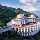 Летающая тарелка в Крыму