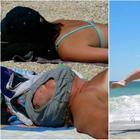 16 самых уморительных фотографий, которые только можно сделать на пляже