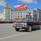 «Семерка» редких ГАЗ-24 «Волга», которые никогда не попадали в руки простых советских граждан