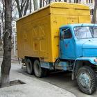 Автопарк СССР: грузовики из Чехословакии