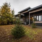 Минчане за полгода построили лаконичный дом без котлов, батарей, каминов и комфортно жили зимой