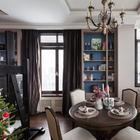 Квартира в американском стиле для семьи с маленьким ребенком