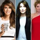 Самые красивые первые леди: 4 модели, которые стали женами президентов