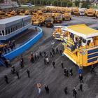 7 фактов о БелАЗ-75710 - самосвале размером с 3-этажный дом