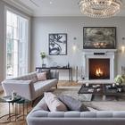 Потрясающие монохромные апартаменты в Лондоне