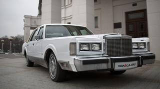Белый кит: опыт владения Lincoln Town Car 1985