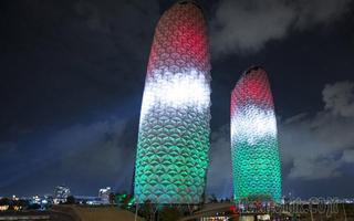 Абу Даби. Объединенные Арабские Эмираты. Главные достопримечательности