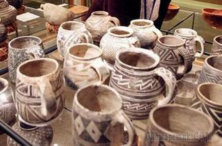 Десятка похищенных древних артефактов, которые были прокляты