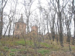 Напольный киот для монастыря