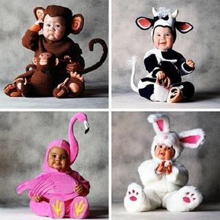 Как быстро смастерить новогодний костюм для малыша