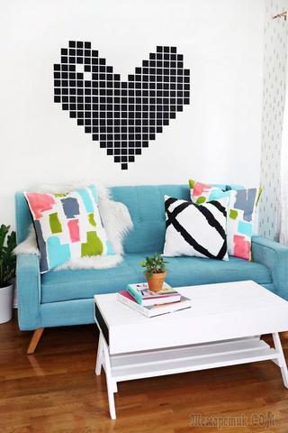 Яркий тренд: 20 красочных диванов, чтобы освежить интерьер гостиной комнаты