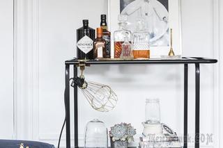 Сервировочный столик: идеи декора от популярных блоггеров