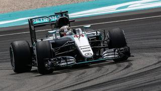 Формула-1. Квалификацию Гран-при США выиграл Льюис Хэмилтон
