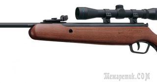 Stoeger X10 — это качественная и недорогая пневматическая винтовка