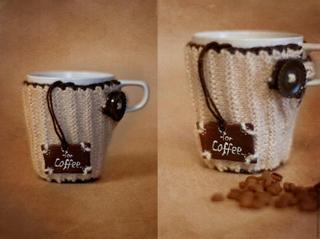 """Кружка-Теплушка """"Coffee"""""""