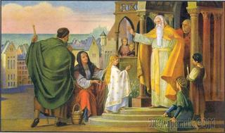 Введение во храм Пресвятой Богородицы - праздник 4 декабря
