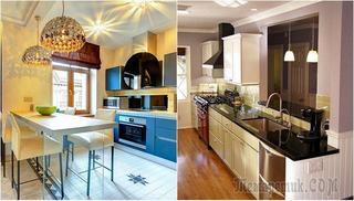 Стильные интерьеры современных кухонь, на которые стоит обратить внимание