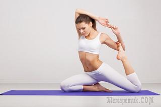 Вечерняя йога: 10 асан, которые помогут уснуть