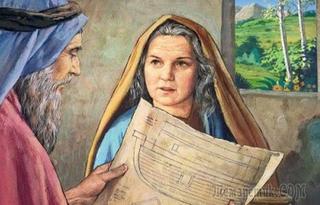 10 известных библейских персонажей, имена которых остаются неизвестными