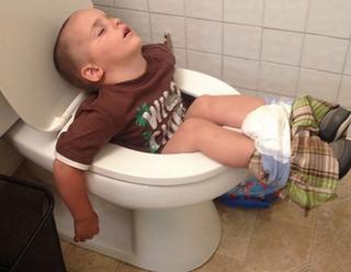 30 доказательств того, что дети могут спать где угодно, как угодно и когда угодно