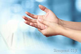 Упражнения для разработки кисти руки после перелома