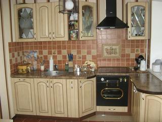 Кухня: с холодильником на балконе и бесполезным теплым полом