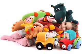 Где хранить детские игрушки: оригинальные идеи