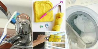 10 маленьких вещей которые нужно почистить перед приходом гостей