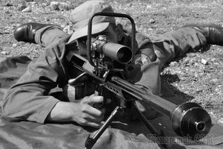 Кубинская снайперская винтовка UIM Mambi III