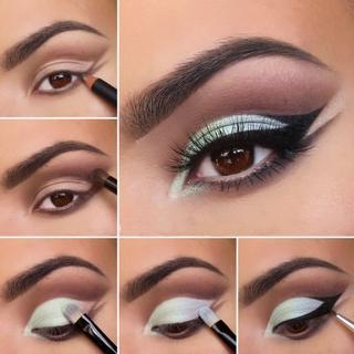 12 идей для новогоднего макияжа