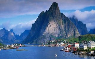 Норвегия - самобытная и уникальная страна. Часть 2. Нордкапп - Магия Севера