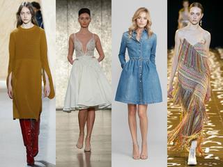 Модные Платья Осень-Зима 2016-2017