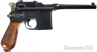 Mauser С96 от «Umarex» — «революционный» пистолет в газобаллонной версии
