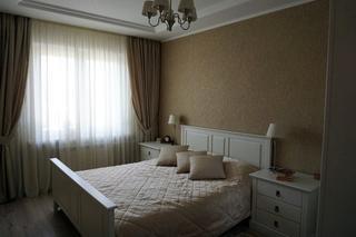 Спальня: спокойный гармоничный интерьер