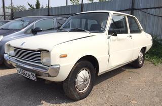 Интересные находки: Mazda 1200 1970-го года из Ижевска