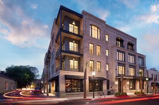 Стильный отель в историческом районе Чарльстона