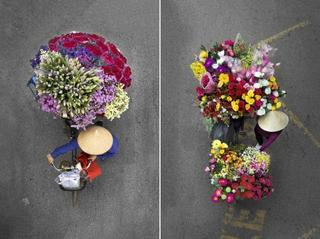 По пути на рынок: очаровательный фотоцикл о красоте будничной работы