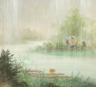 Хокку о дожде