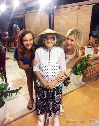 90-летняя путешественница из России показала, что значит жить на полную катушку