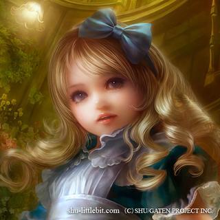 """Алиса в стране чудес"" в иллюстрациях японца Шу Мизогучи / Shu Mizoguchi"